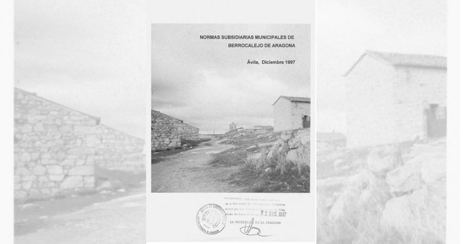 Normas subsidiarias municipales 1997
